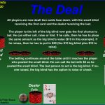 Texas Hold'em Overview 3