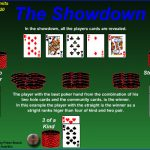 Texas Hold'em Overview 7